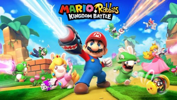 Mario + Rabbids Kingdom Battle | Artwork