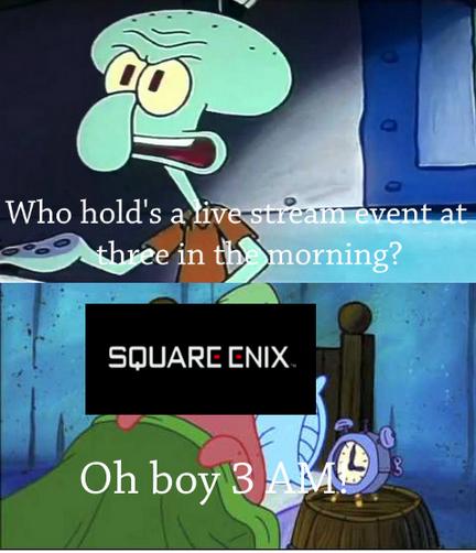 JRPG update | Spongebob Live Stream