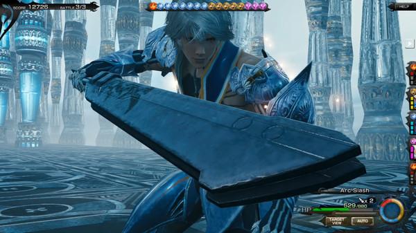 Mobius Final Fantasy | Sword
