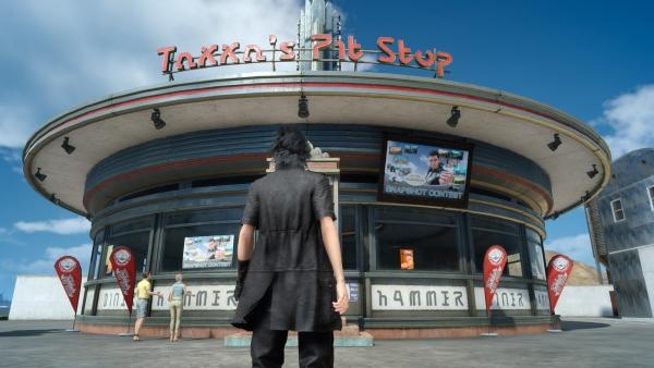 Final Fantasy XV | Taxxn's Pit Stop