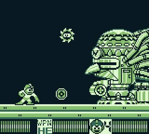 Mega Man Dr. Wily's Revenge | Wily Machine