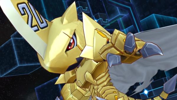 Digimon Story Hacker's Memory | Zubamon