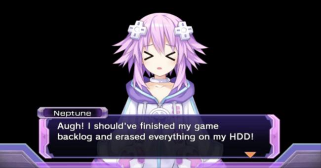 Hyperdimension Neptunia Rebirth1 | Backlog
