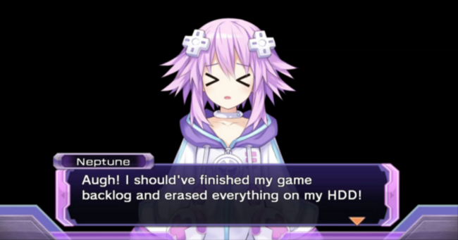 Hyperdimension Neptunia Rebirth1 | Backlog