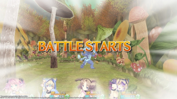 Moero Chronicle | Battle
