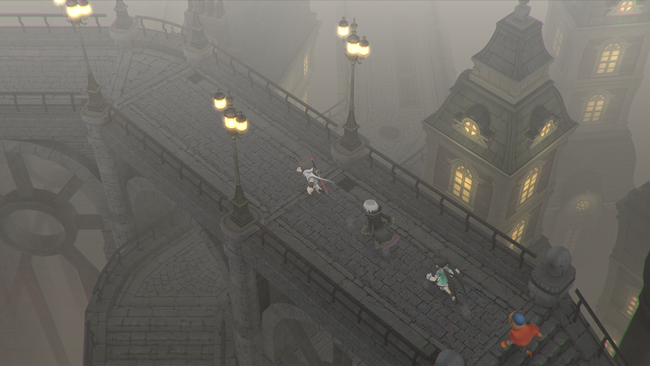 Lost Sphear | Bridge