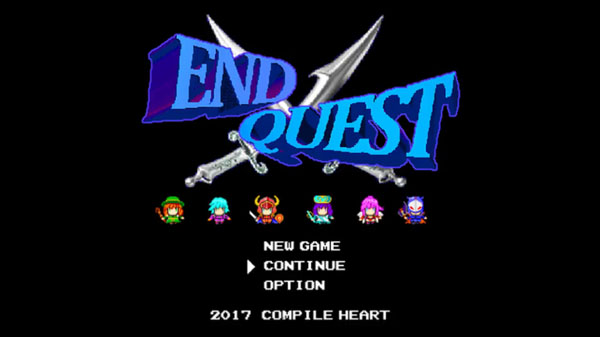 Derq | End Quest