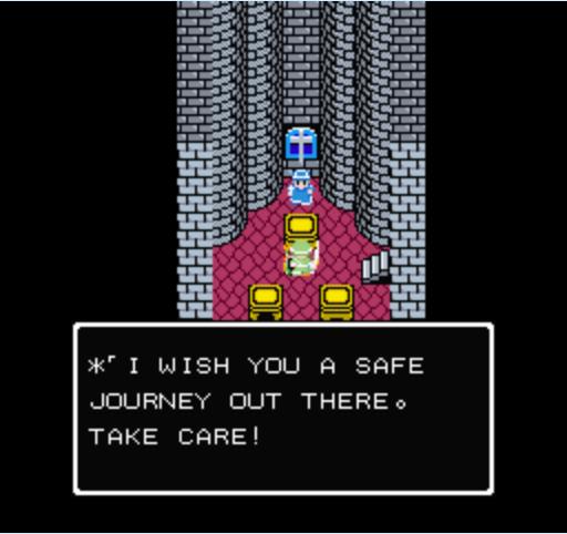 T-Dragon Quest | Priest