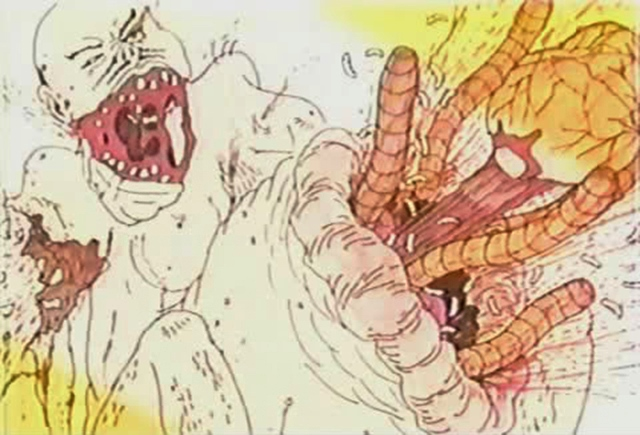 Midori | Stomach exploding