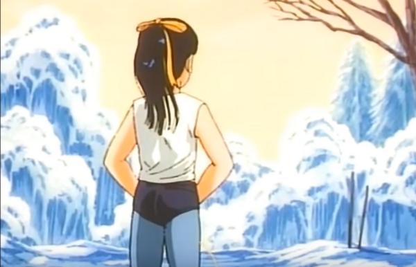 Midori | Kanabun peeing standing up
