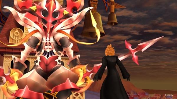 Kingdom Hearts 358/2 Days | Final Boss