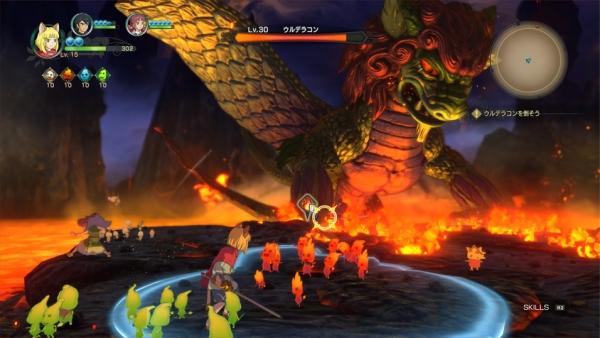 Ni No Kuni 2: Revenant Kingdom | fire higgledies
