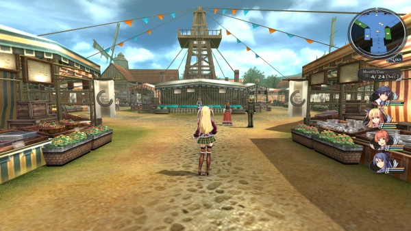Trails of Cold Steel | town