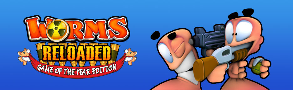 Worms Reloaded logo