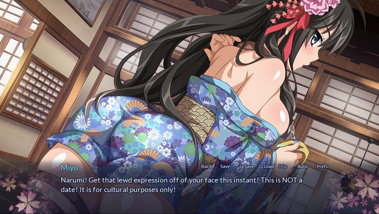 Sakura Spirit | cultural reasons
