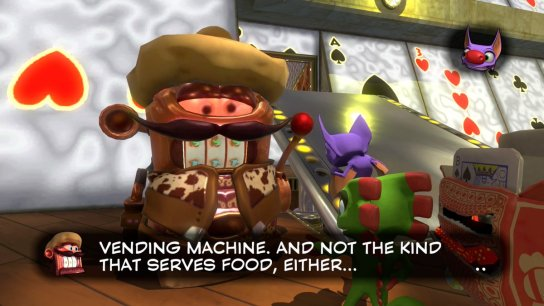 Yooka-Laylee | Vending machine