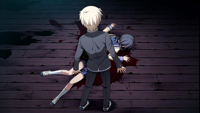Corpse Party | Ayumi cut