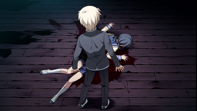 Corpse Party Psp Pc 3ds Ios A Horror Masterpiece But Fuck That