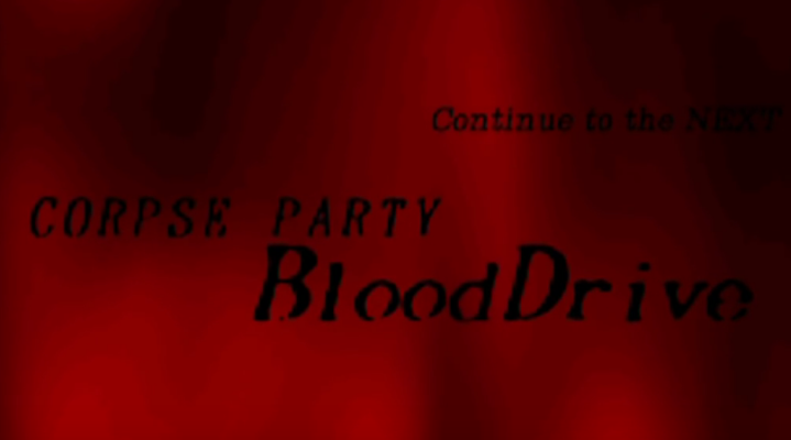Corpse Party: Book of Shadows | Continue to the next