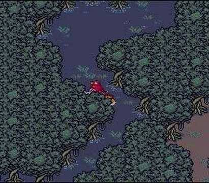 Earthbound | Deep Darkness