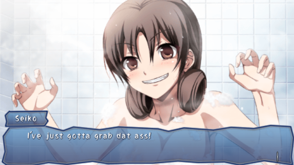 Corpse Party | grab dat ass