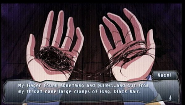 Corpse Party: Book of Shadows | Hair