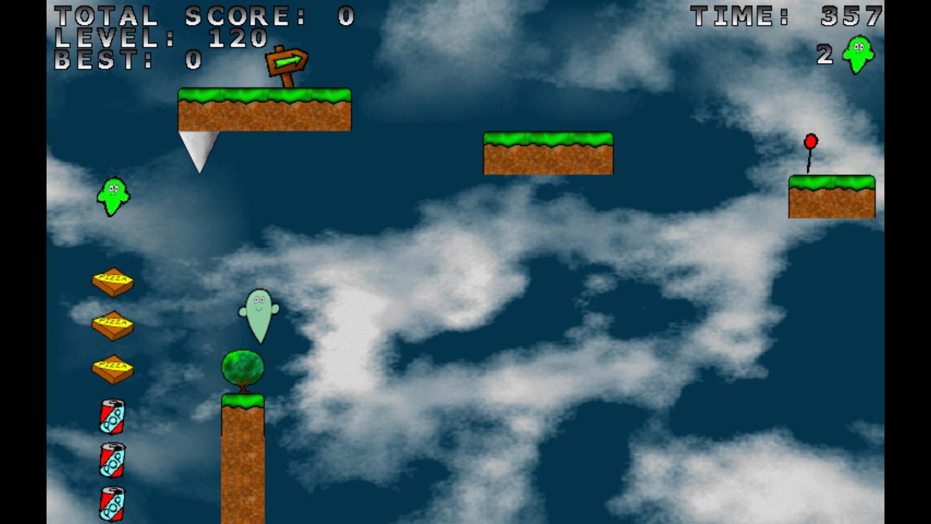 Ghostie Quest | level 1