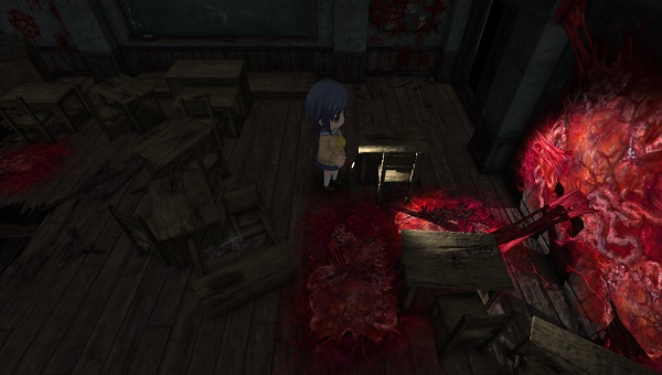Corpse Party: Blood Drive | lighting