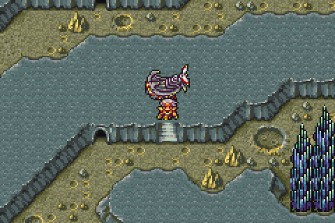 Final Fantasy IV | The Moon
