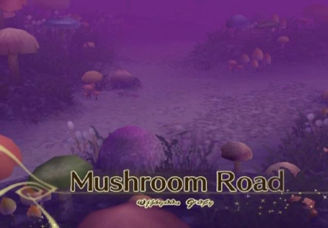 Tales of the Abyss | Mushroom Road