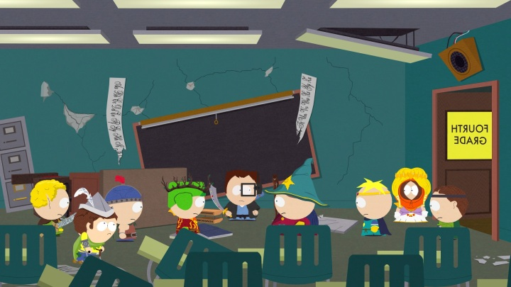 South Park: The Stick of Truth | Classroom
