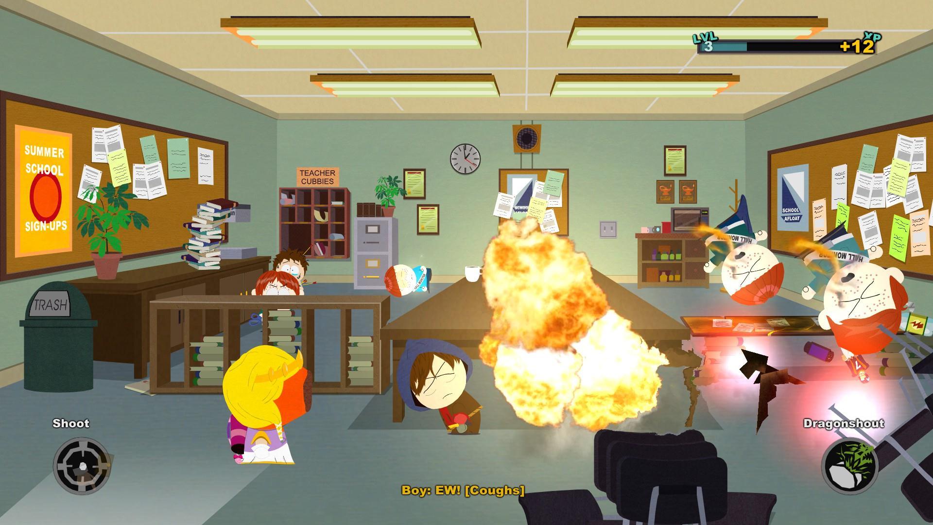 South Park: The Stick of Truth | Dragonshout
