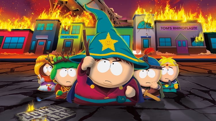 South Park: The Stick of Truth | Logo