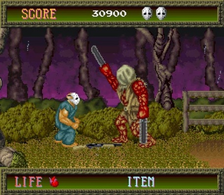 Splatterhouse | Biggy Man