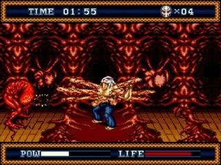 Splatterhouse 3 | Arms