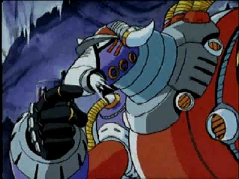 Mega Man X3 | Blizzard Buffalo PS1 intro