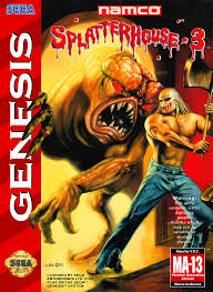 Splatterhouse 3 | Box