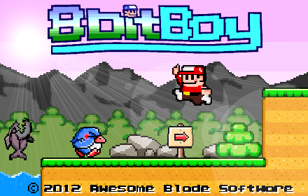8BitBoy | Cover