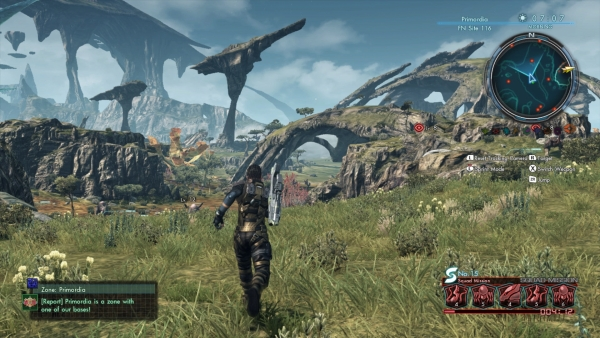 Xenoblade Chronicles X | Field