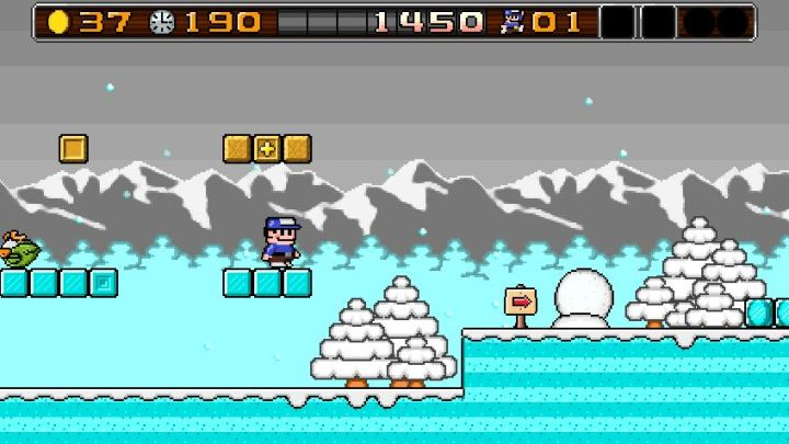 8BitBoy | ice world