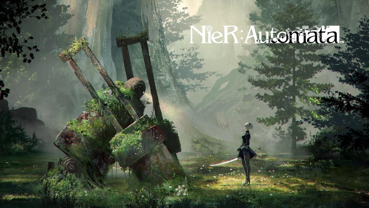 NieR Automata | logo