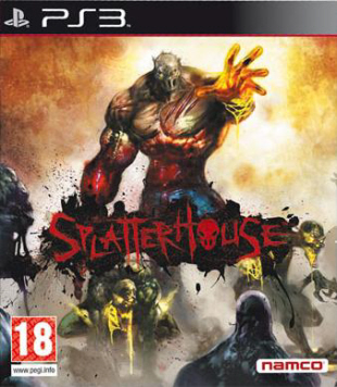 Splatterhouse | Pal boxart