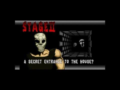 Splatterhouse 2   stage 2