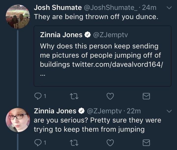 Zinnia-Jones ISIS suicide