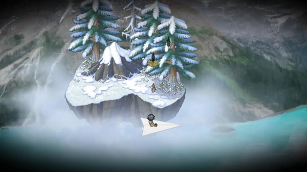 A Bird Story   Snow