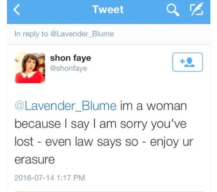 Shon Faye | Enjoy Your Erasure