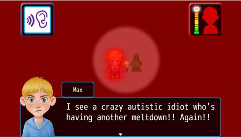 Max, an Autistic Journey | Crazy autistic idiot
