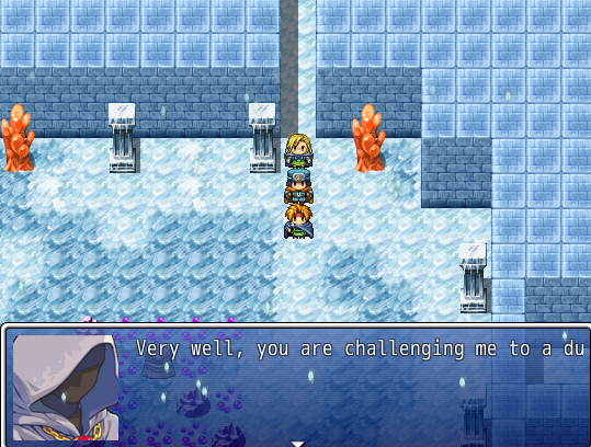 Final Quest II | duel