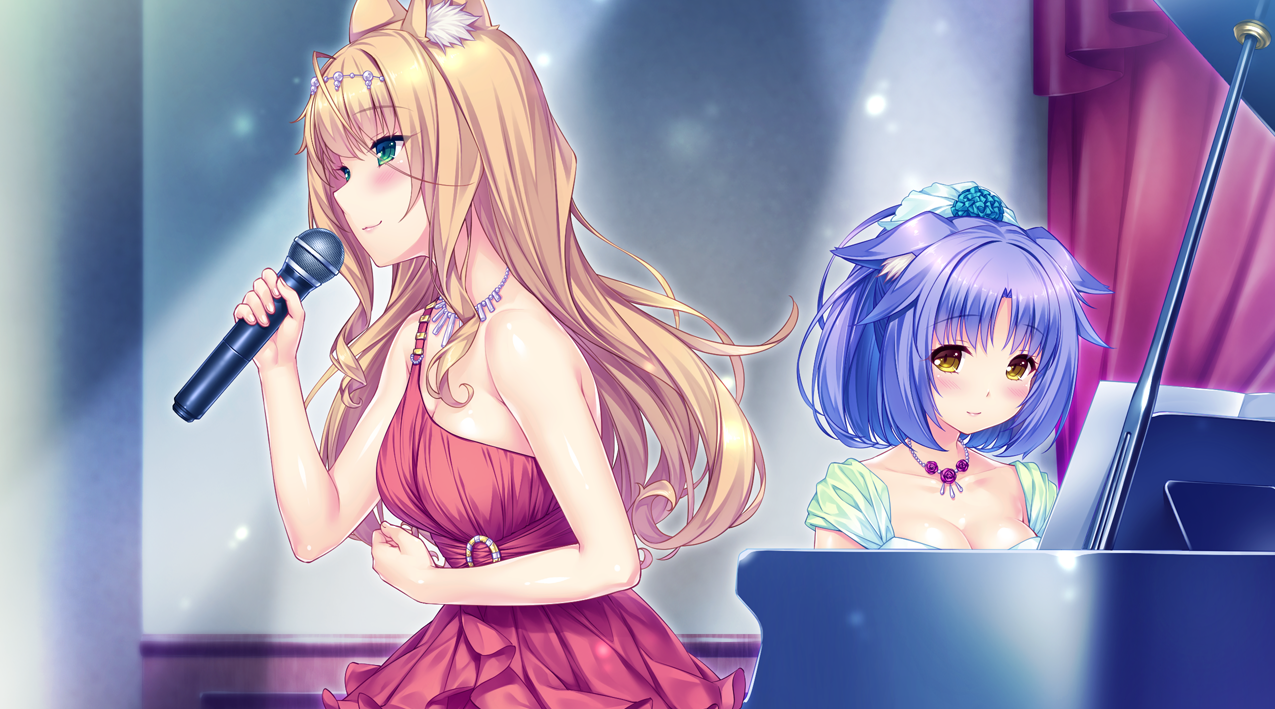 Nekopara Vol. 3 | performance