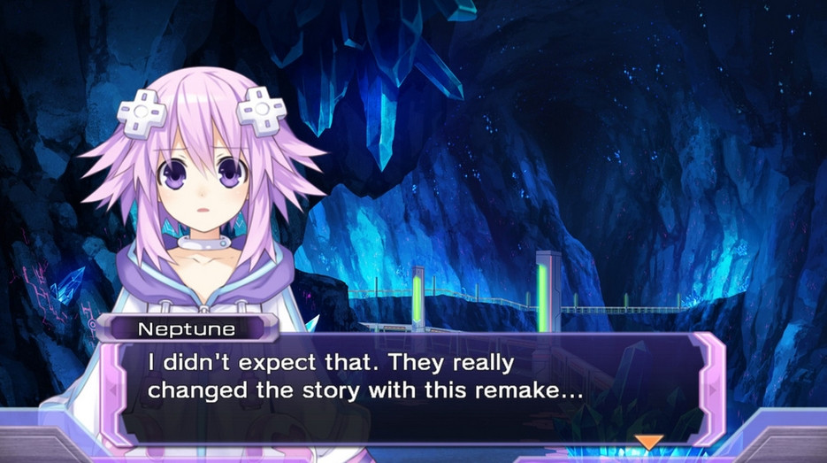 Hyperdimension Neptunia Re;birth1 | changed the story with this remake